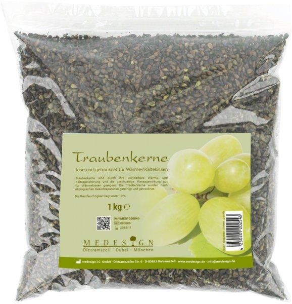 Traubenkerne Nachfüllbeutel 1kg