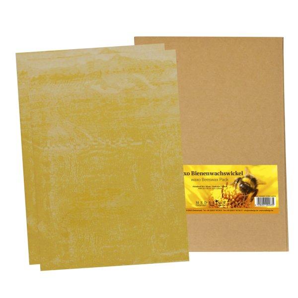 Bienenwachswickel 2er