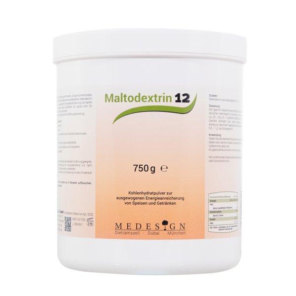 MED1001025 Maltodextrin 12 750g