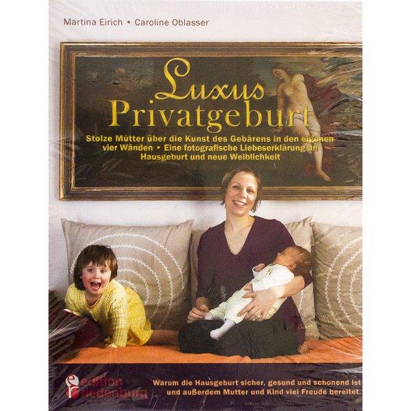 """Buch """"Luxus Privatgeburt"""""""