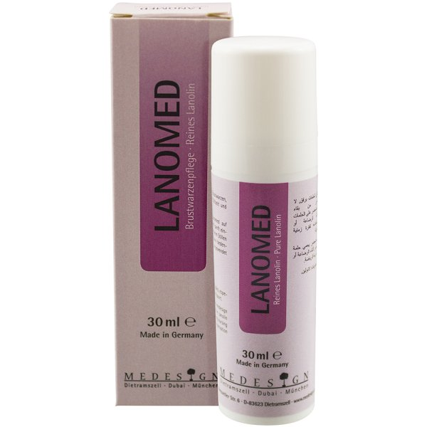 Lanomed Brustwarzenpflege 30ml