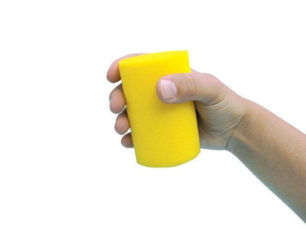 Greifzylinder Schaumstoff
