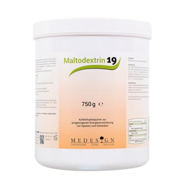 MED1001617 Maltodextrin 19 750g
