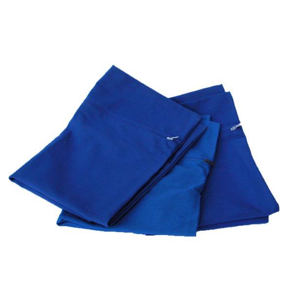 Kissenüberzug, 40x40, blau