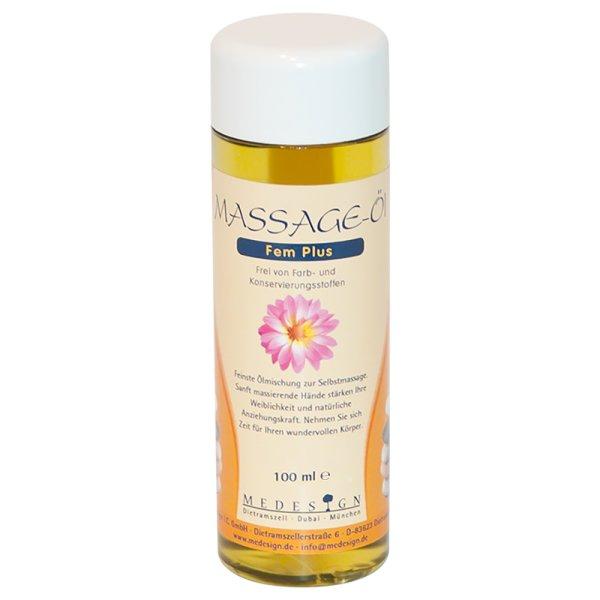 Massage-Öl 'Fem Plus'