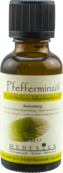 Pfefferminzöl 30 ml