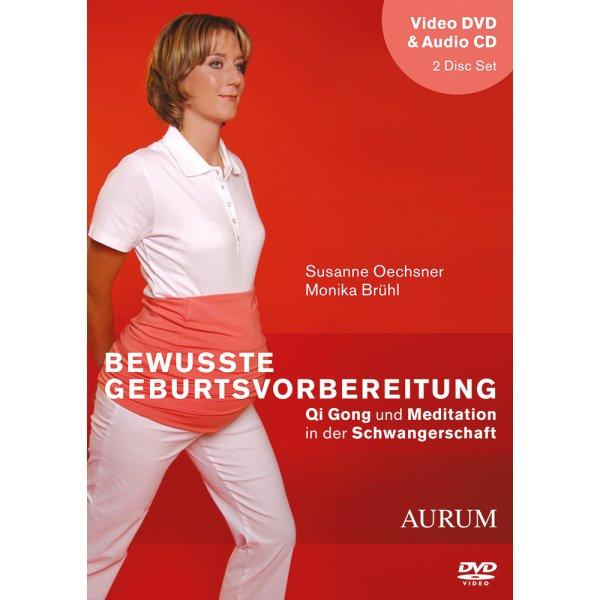 """DVD """"Bewusste Geburtsvorbereitung"""""""