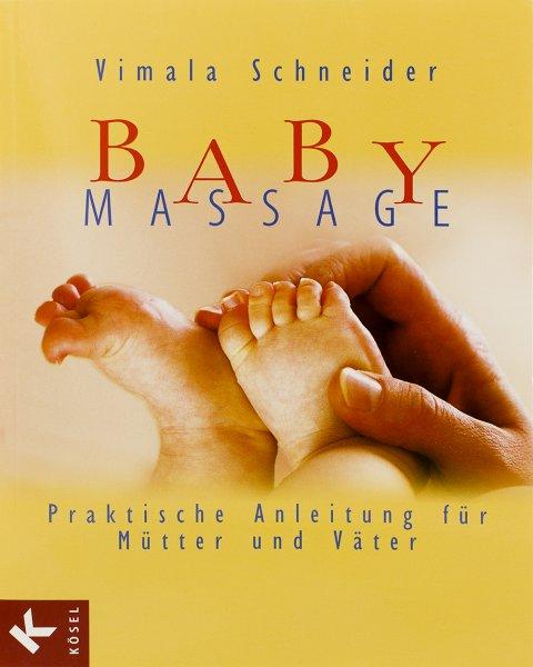"""Buch """"Babymassage"""""""