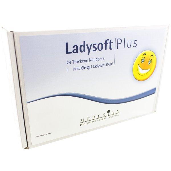 Ladysoft Trockenkondome