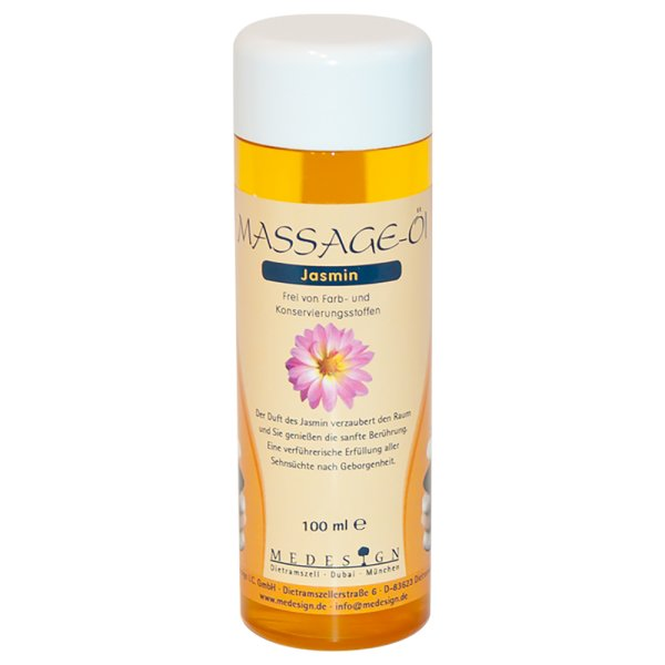 "Massage-Öl ""Jasmin"" 100ml"